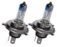 Галогенная лампа Philips H4 X-tremeVision 12V 60/55W (12342XVS2)