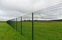 Забор секция СТАНДАРТ (оцинкованный)1,5м/2,5м, фото 1
