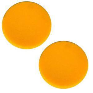 Круг полировальный желтый гладкий 150мм поролоновый MIRKA 7993415011, фото 2