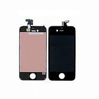 Дисплей для APPLE iPhone 4 с чёрным тачскрином high copy (ID:3727)