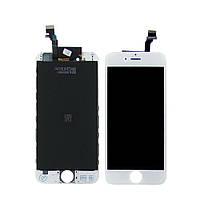 Дисплей для APPLE iPhone 6 с белым тачскрином high copy (ID:8839)