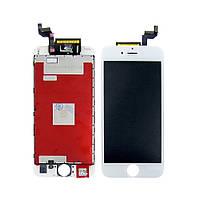 Дисплей для APPLE iPhone 6s с белым тачскрином high copy (ID:11783)