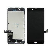 Дисплей для APPLE iPhone 7 Plus с чёрным тачскрином high copy (ID:11790)