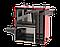 Котел твердотопливный Ретра-4М Combi 65 кВт с факельной горелкой и бункером, фото 4