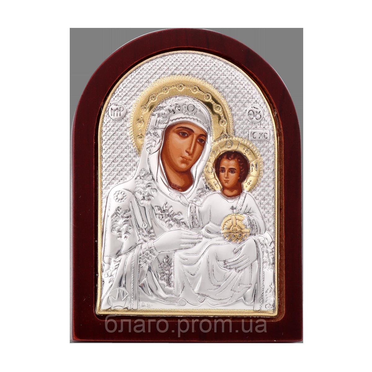 Икона Богородица Иерусалимская с магнитом