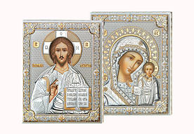 Венчальные иконы с позолотой