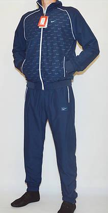 Мужской спортивный костюм NIKE (плащевка) (копия), фото 3