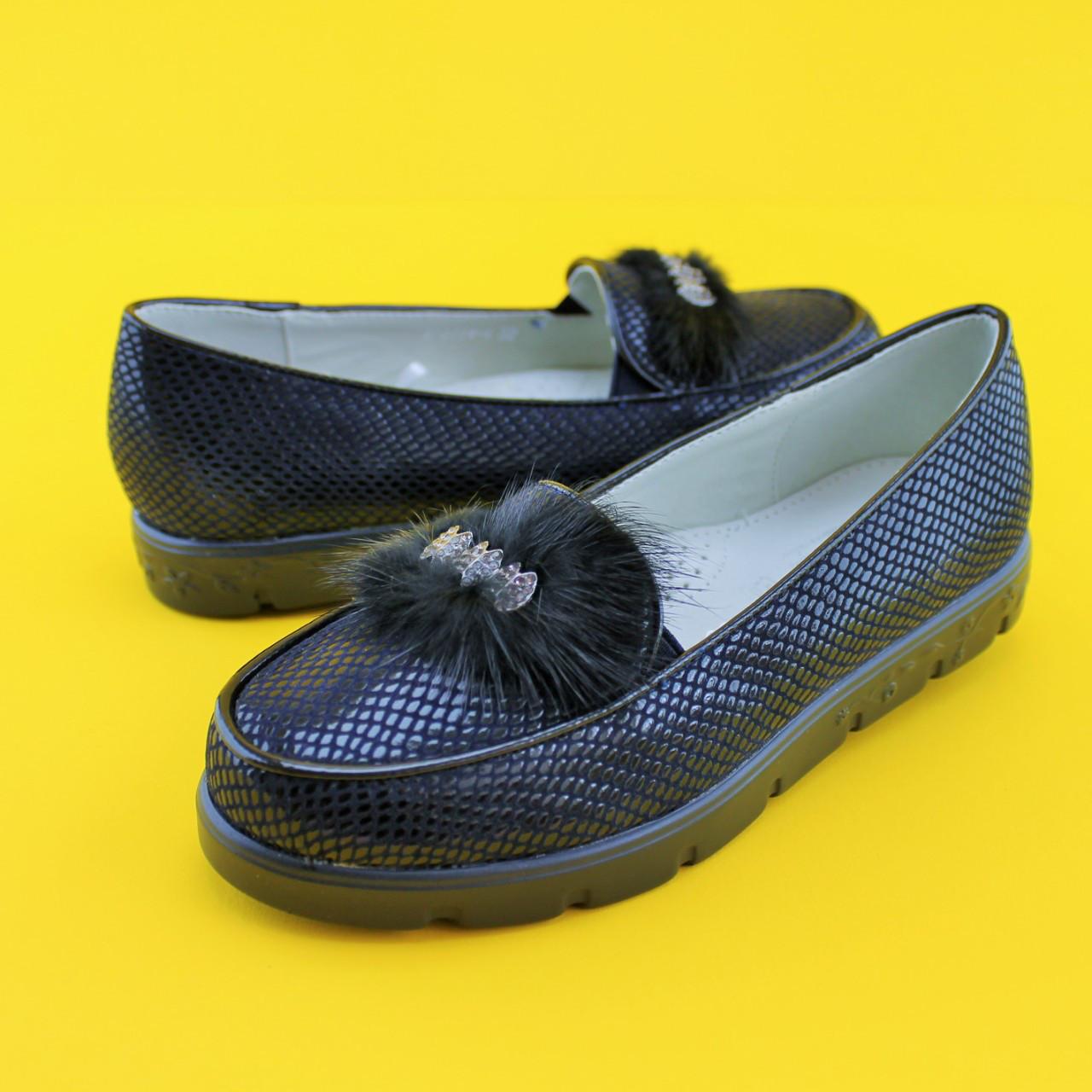 Школьные туфли девочки Пушок Tom.m размер 32,35