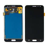 Дисплей для SAMSUNG J320 Galaxy J3 (2016) с черным тачскрином (ID:13197)