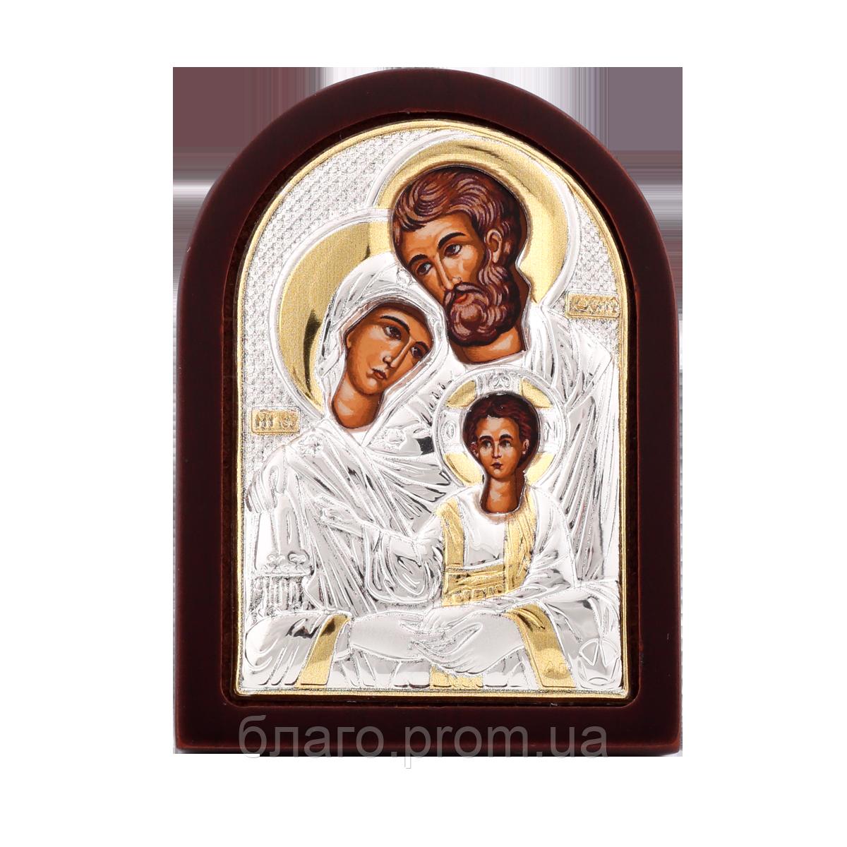 Икона Святое Семейство с магнитом