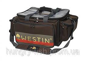 Сумка Westin W3 Lure Loader (+4 коробки) Large Grizzly Brown/Black
