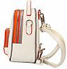Женский мини рюкзак David jones CM 3790 White mini, фото 3