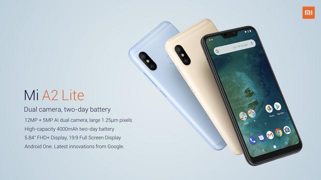 Видео презентация Xiaomi Mi A2 Lite