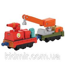 Пожарный и спасательный вагоны Чаггингтон для Калли (Calley) Chuggington LC54014