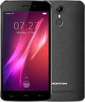 "Homtom HT27 black 1/8 Gb,  5,5"", MT6580, 3G, фото 1"