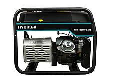Бензиновый генератор Hyundai HHY 10000FE ATS, фото 2