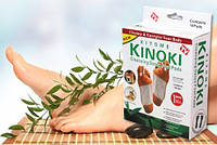 Пластырь KINOKI, Детоксикационный лечебный пластырь, пяточный пластырь, детокс пластырь, пластырь антитоксин