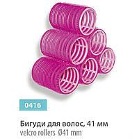Бігуді-липучки SPL 0416 6штук