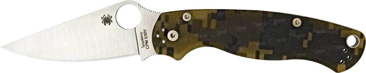 Нож Spyderco Para-Military2 Camo