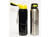 T69 ТЕРМОКРУЖКА 500 МЛ С ТРУБОЧКОЙ, Питьевой термос, термос с чашкой, Термос с крышкой, Термос для напитков