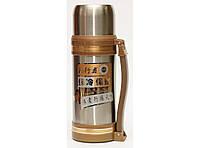 T144-2 ТЕРМОС 1,2 Л ВЫСОКОЕ КАЧЕСТВО, Питьевой термос, термос с чашкой, Термос с крышкой, Термос для напитков