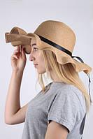 Классическая широкополая шляпа
