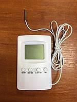 Термометр с выносным щупом для сауны бани