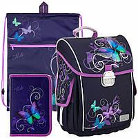Рюкзак в комплекте 3 в 1 Kite Butterfly Dream K16-503S-2+601-3+621-3