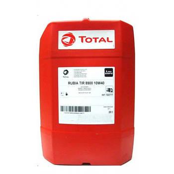 Total RUBIA TIR 8900 10W-40 20л