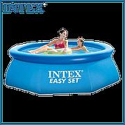 Бассейн надувной Intext 28132 + насос фильтр 366*76 см