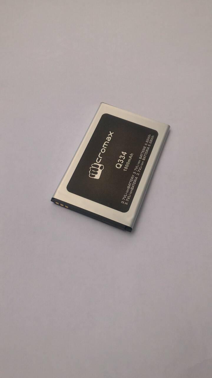 Аккумулятор для Micromax Q334 1800mAh