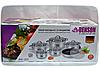 Набор Кастрюль с стеклянной крышкой, сковородка с крышкой BN-212, кухонная посуда