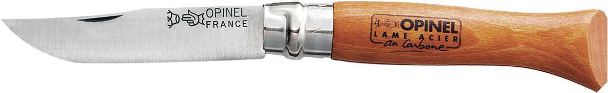 Нож Opinel №9 Carbone (в блистере)