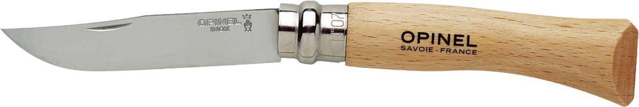 Нож Opinel №7 Inox (в блистере)