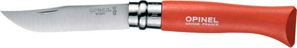 Нож Opinel №8 Inox красный