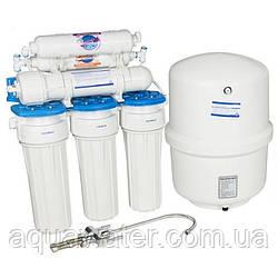 Система зворотного осмосу Aquafilter з мінералізацією RX RO 6-75
