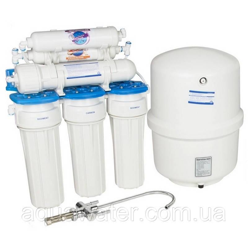 Фільтр питної води Aquafilter RX-RO6-75