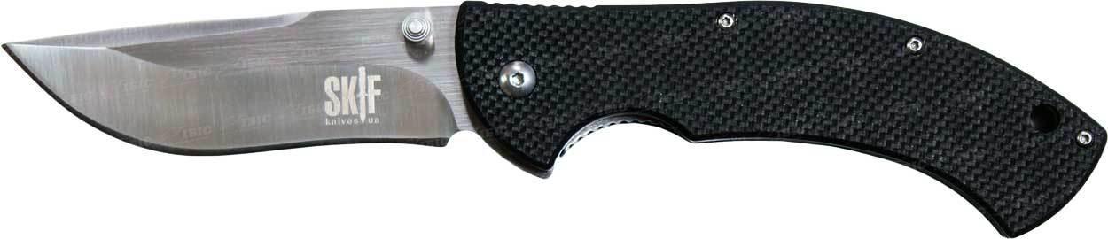 Нож SKIF 565L liner lock folder 440С, G-10