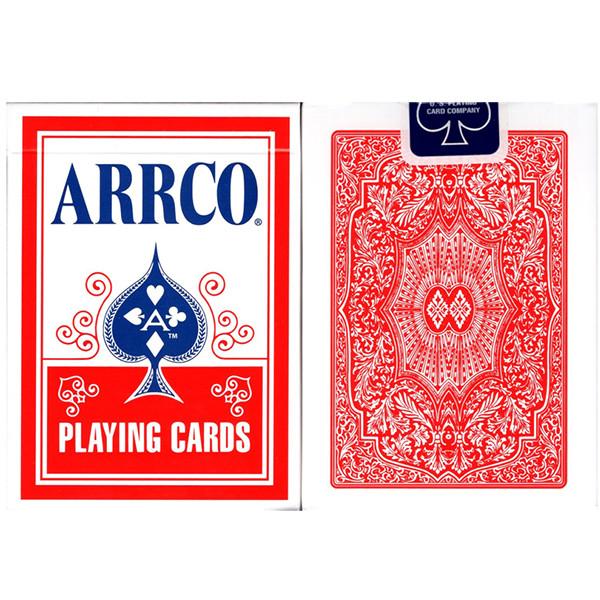 Карты игральные| ARRCO Playing Cards (Red)