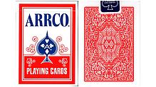 Карты игральные| ARRCO Playing Cards (Red), фото 3