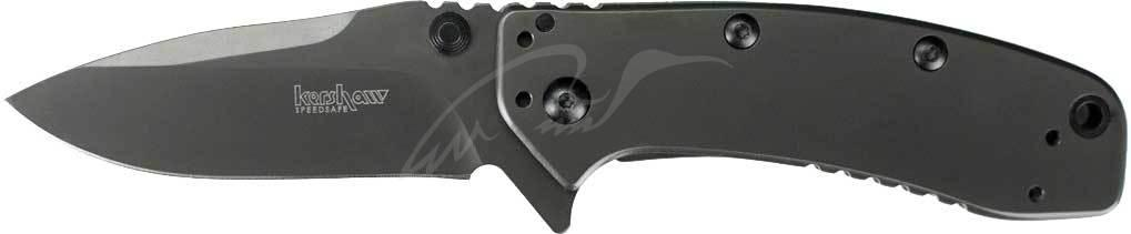 Нож Kershaw Cryo II 8Cr13MoV, сталь 410, 4-хпозиционная клипса