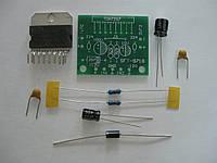Набор усилитель звука на TDA7297 для самостоятельной сборки 12V 15W