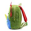 Рюкзак детский плюшевый Дракон, фото 4