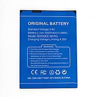 Аккумулятор для DOOGEE X6 Pro копия ААА (ID:15475)