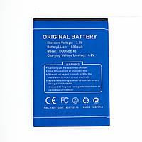 Аккумулятор для DOOGEE X3 копия ААА (ID:15476)