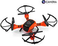 Квадрокоптер X-drone scout i-drone 1.0, дрон радиоуправляемый, квадракоптер, беспилотный, складывающийся