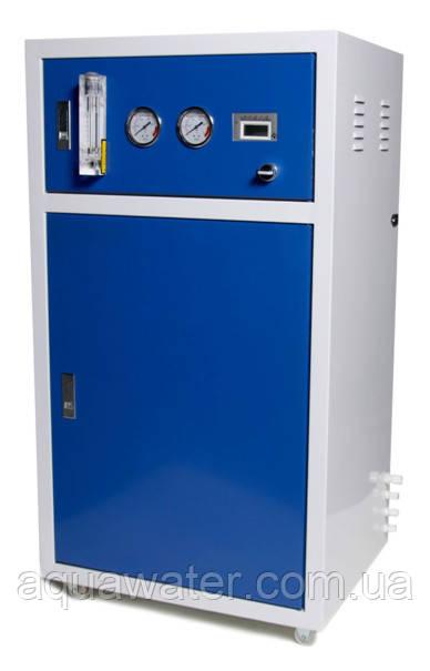 Установка очищення води в корпусі ROS-400-1
