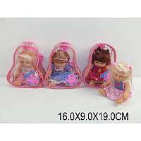 Кукла в рюкзаке