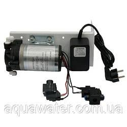 Помпа для підвищення тиску WE-6005 в комплекті з підключеннями