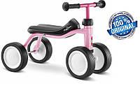 Беговел велобег детский PUKY Pukylino (Германия), розовый, фото 1